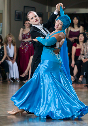 Queer Ballroom and Latin Dance  Classes Oakland